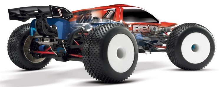 All Cars Traxxas Revo 3 3 Platinum Edition 2008